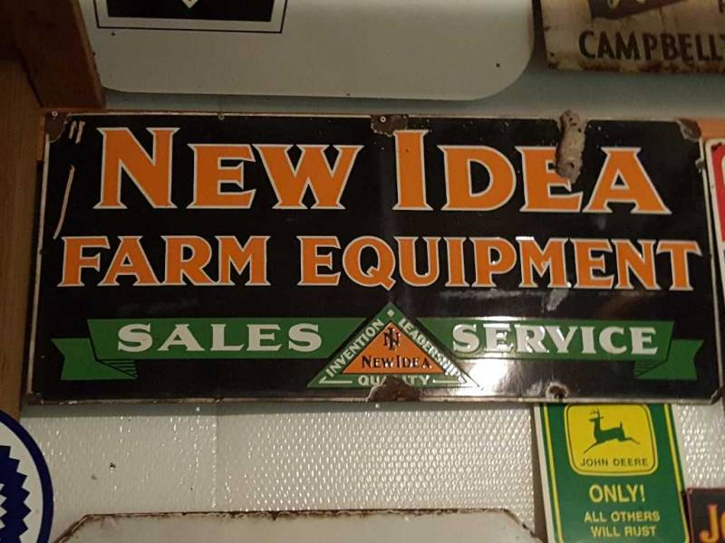 Day 1 – Oliver & Farm Memorabilia Collection Auction – Trice Auctions